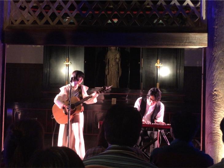 コアラモード.重要文化財にてスペシャルライブ実施!和と音楽のコラボレーション!