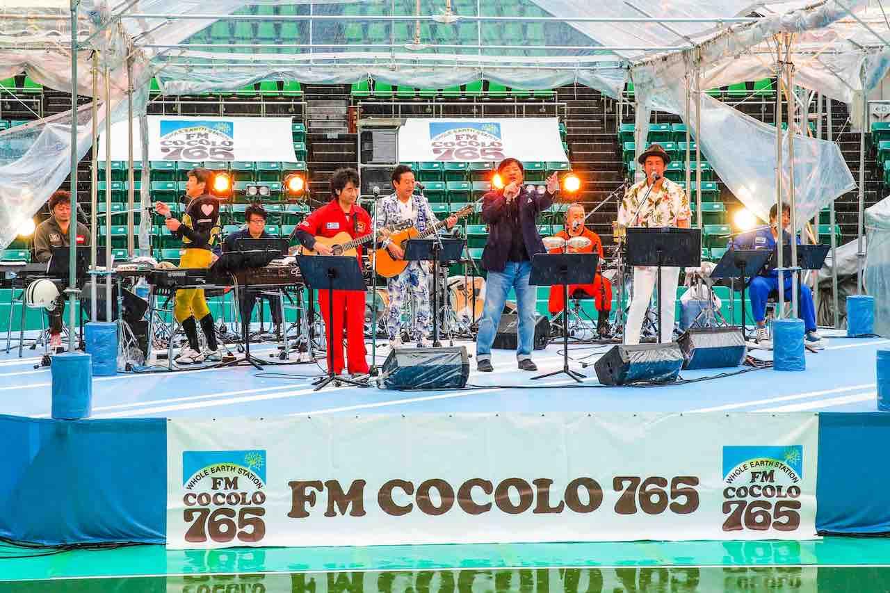 『靭公園 MUSIC FESTA~FM COCOLO 風のハミング』盛況のうちに終了!5月1日ライブ音源一部オンエア!