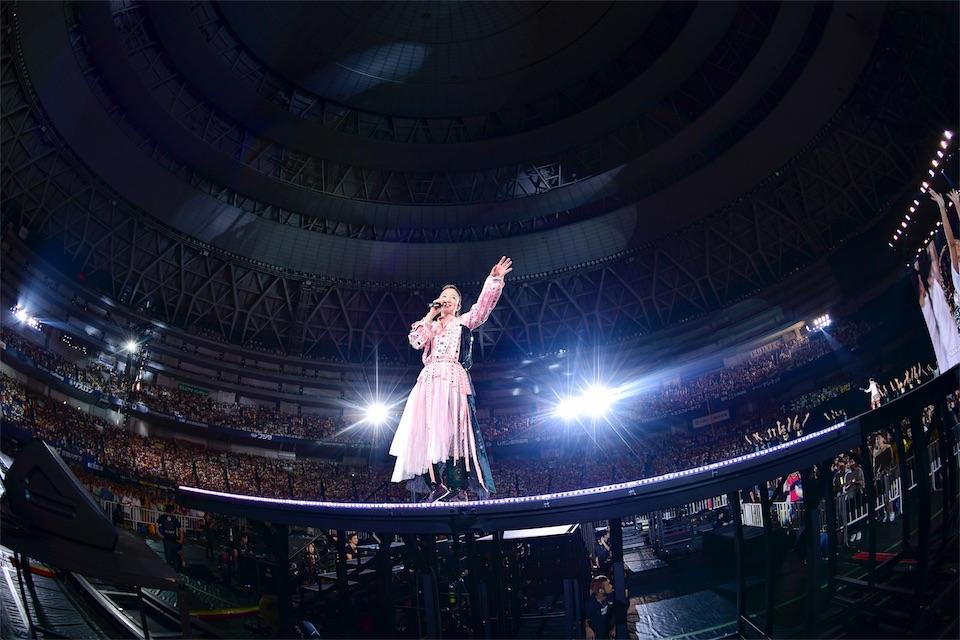 DREAMS COME TRUE、4年に1度のグレイテストヒッツライヴ「ドリカムワンダーランド」千秋楽!