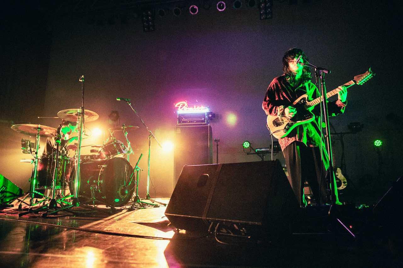 ドミコ、最新EP「VOO DOO?」リリースツアーが渋谷TSUTAYA O-EASTでファイナル!