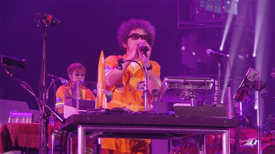 ユニコーン、名曲「チラーRhythm」のライブ映像を公開!