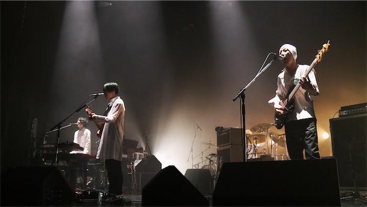 フジファブリック、WOWOW初登場記念スペシャル!3人体制で行った2011年のツアーを放送!