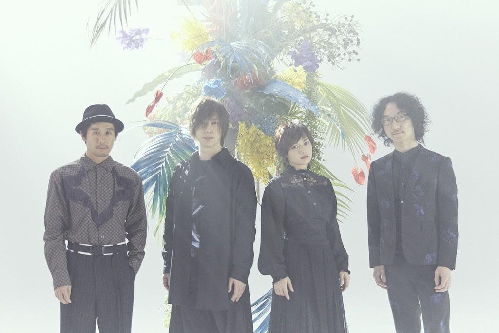 FLOWER FLOWER、新アルバム「ターゲット」アートワーク&詳細公開!