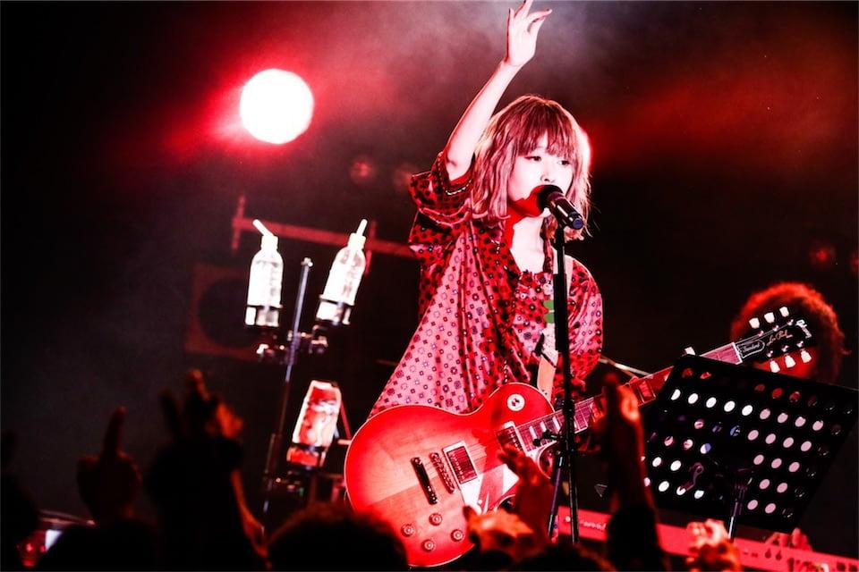 藤川千愛、新宿BLAZE「新宿の夜」ライブレポート!アルバムリリース&ワンマンライブを発表!