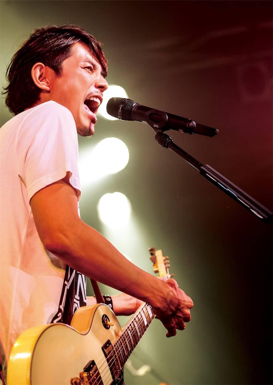藤木直人、音楽活動20周年を記念して10年ぶりとなるオリジナルアルバムの発売が決定!