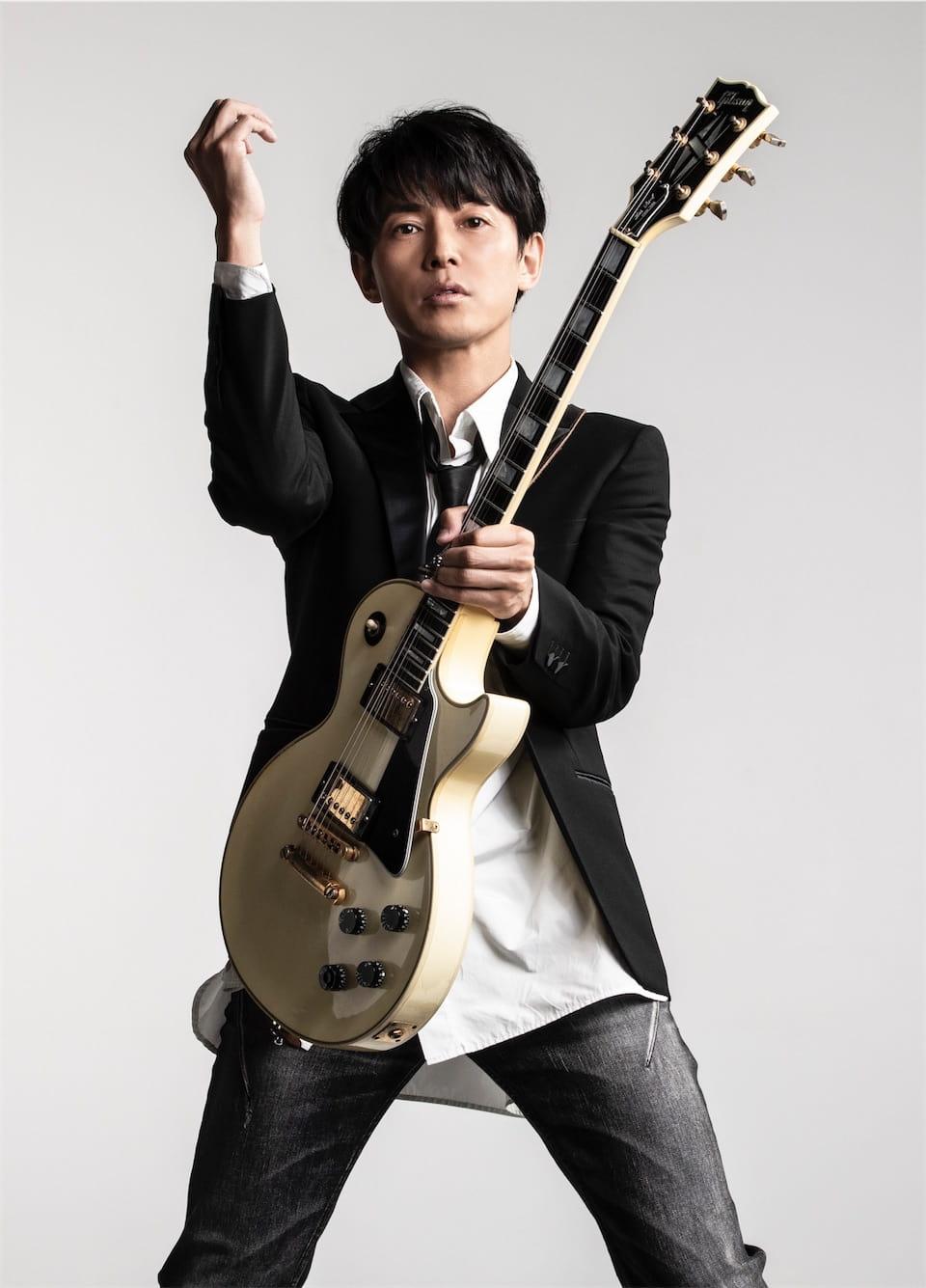 藤木直人、音楽活動をまとめたオフィシャルYouTubeチャンネルを開設!アルバムのティザーも公開!