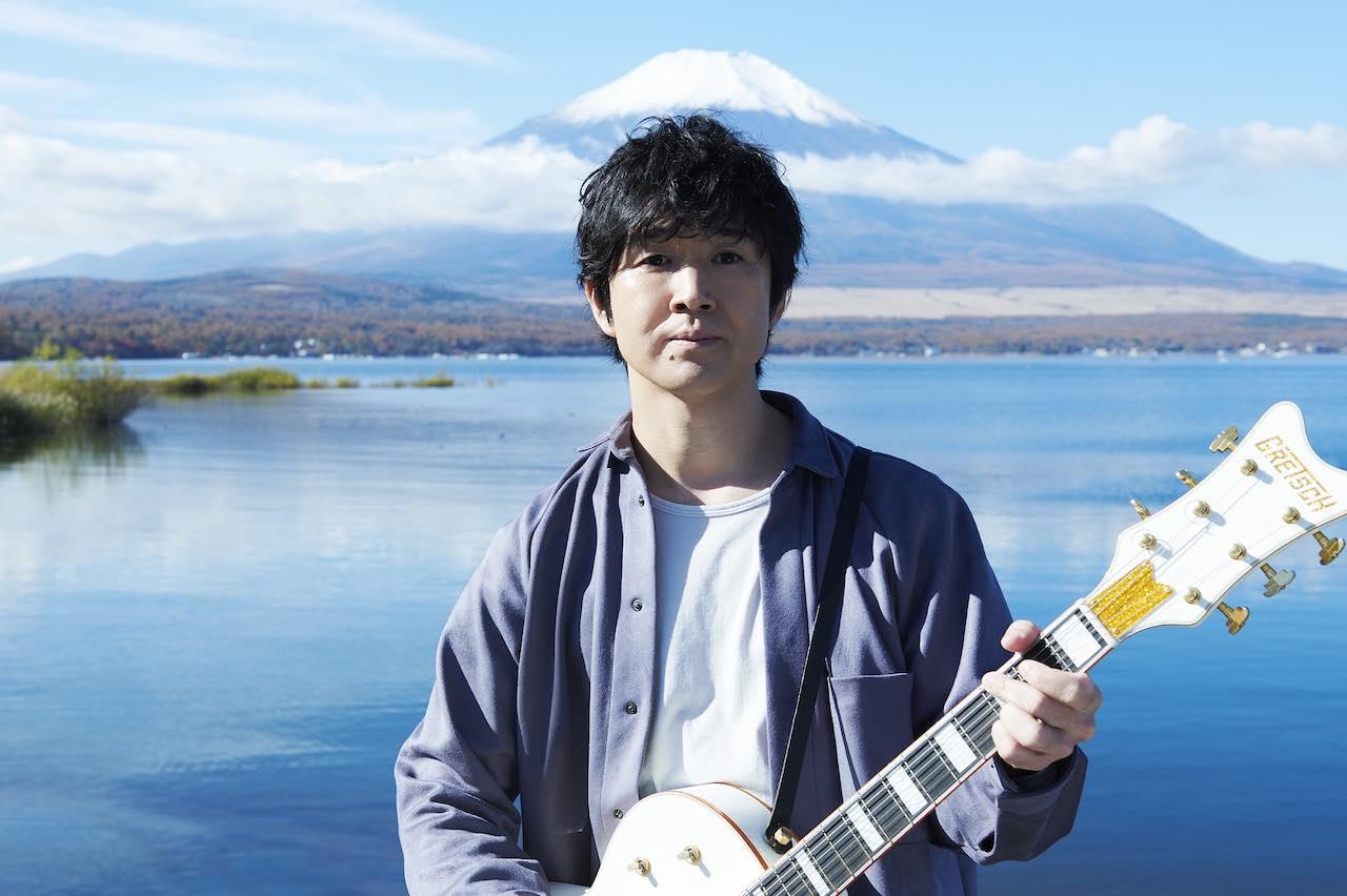 藤巻亮太、Acoustic Live Tour 2021「まほろば」開幕直前オフィシャルインタビュー到着!