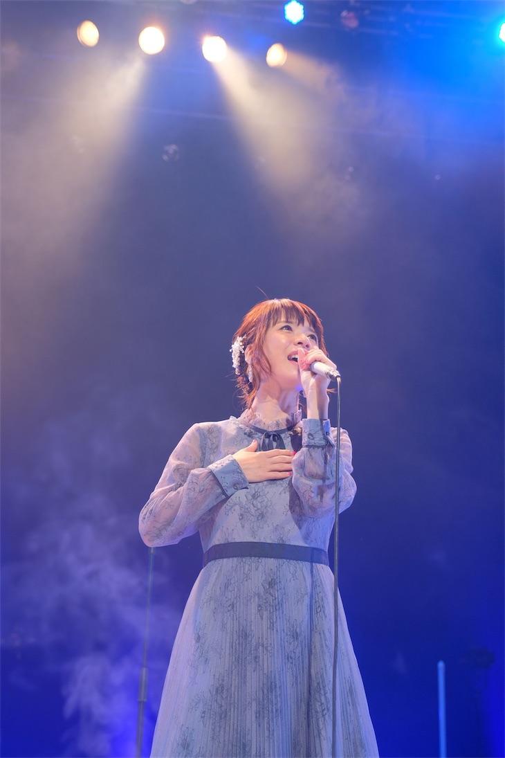 藤田麻衣子、ニューアルバム『necessary』来年3月リリースをサプライズ発表!