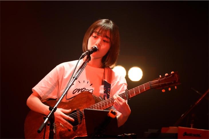 藤原さくら、初のライブハウスツアー終了!2曲がドラマ主題歌に決定!