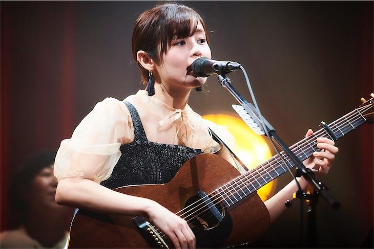 藤原さくら「Sakura Fujiwara tour 2018 yellow」が彩り豊かに開幕!