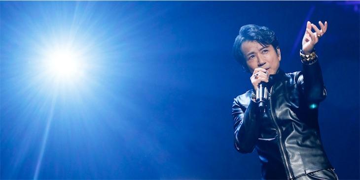 藤井フミヤ、14回目となる武道館カウントダウンライブを今年も開催!