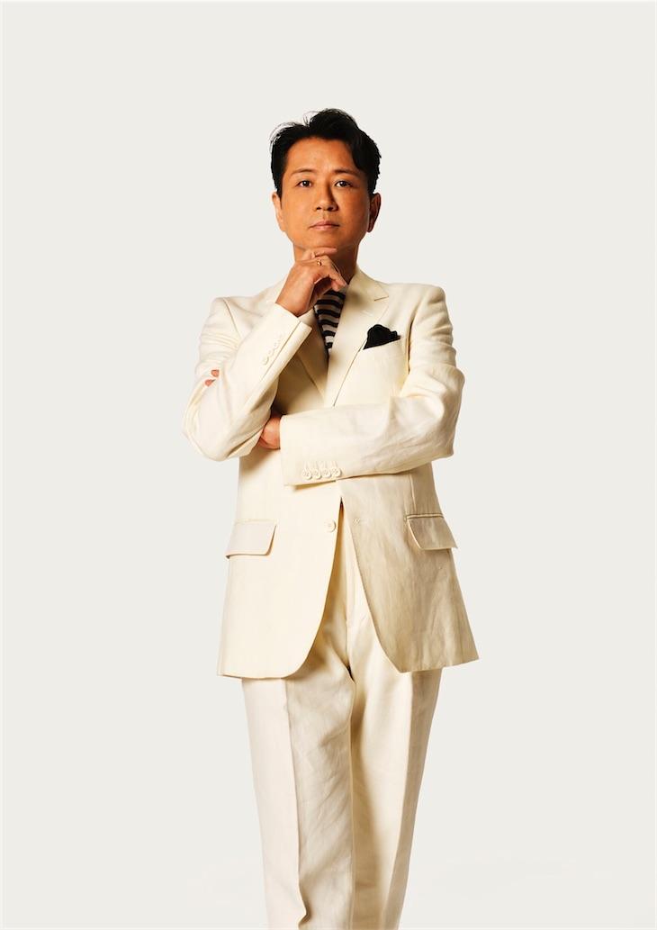 藤井フミヤ、デビュー35周年ツアーとベストアルバムのタイトル決定!CD収録楽曲のリクエスト投票も受付中!