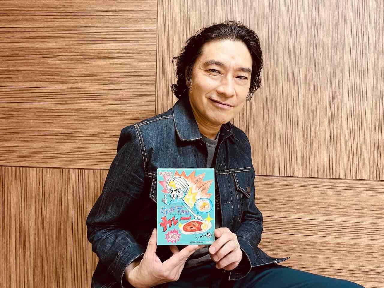 トータス松本監修による番組オリジナルレトルトカレー Got You OSAKA「ガッチューカレー」販売開始!