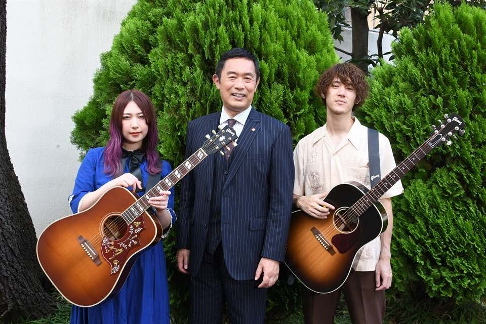 GLIM SPANKY、主題歌担当ドラマ最終回に出演!『Singin' Now』を熱唱!
