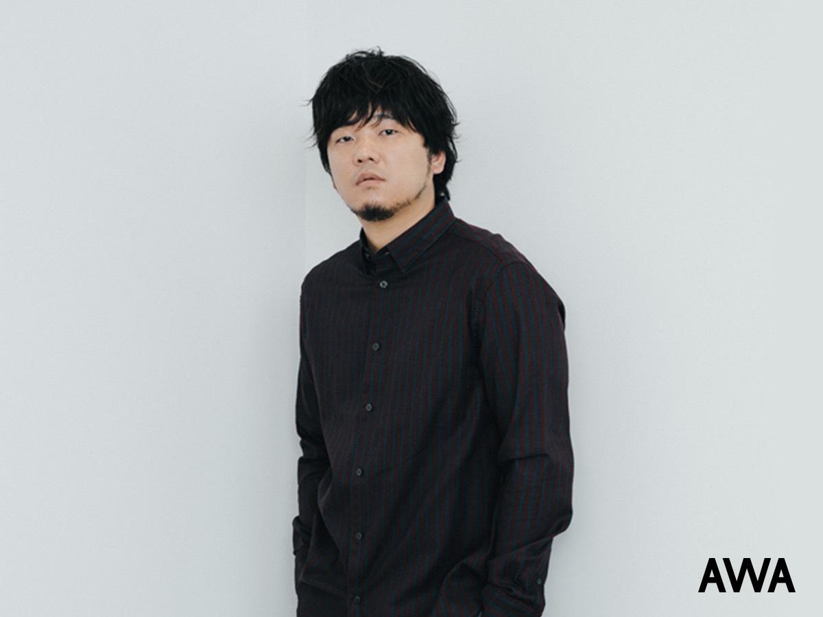 """秦 基博、""""転機の曲 / 影響を受けた曲""""をテーマにしたインタビュー連動プレイリストを「AWA」で公開!"""
