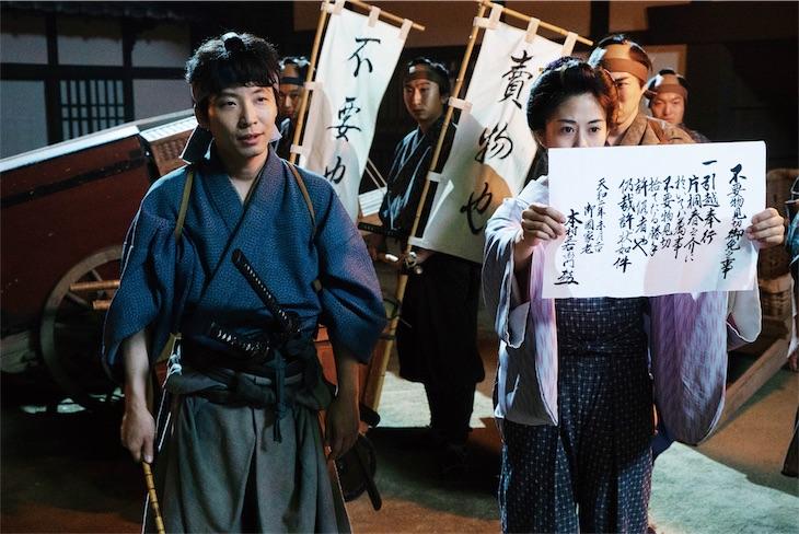 """映画『引っ越し大名!』""""プロジェクト 引っ越す者たち""""特別映像解禁!"""