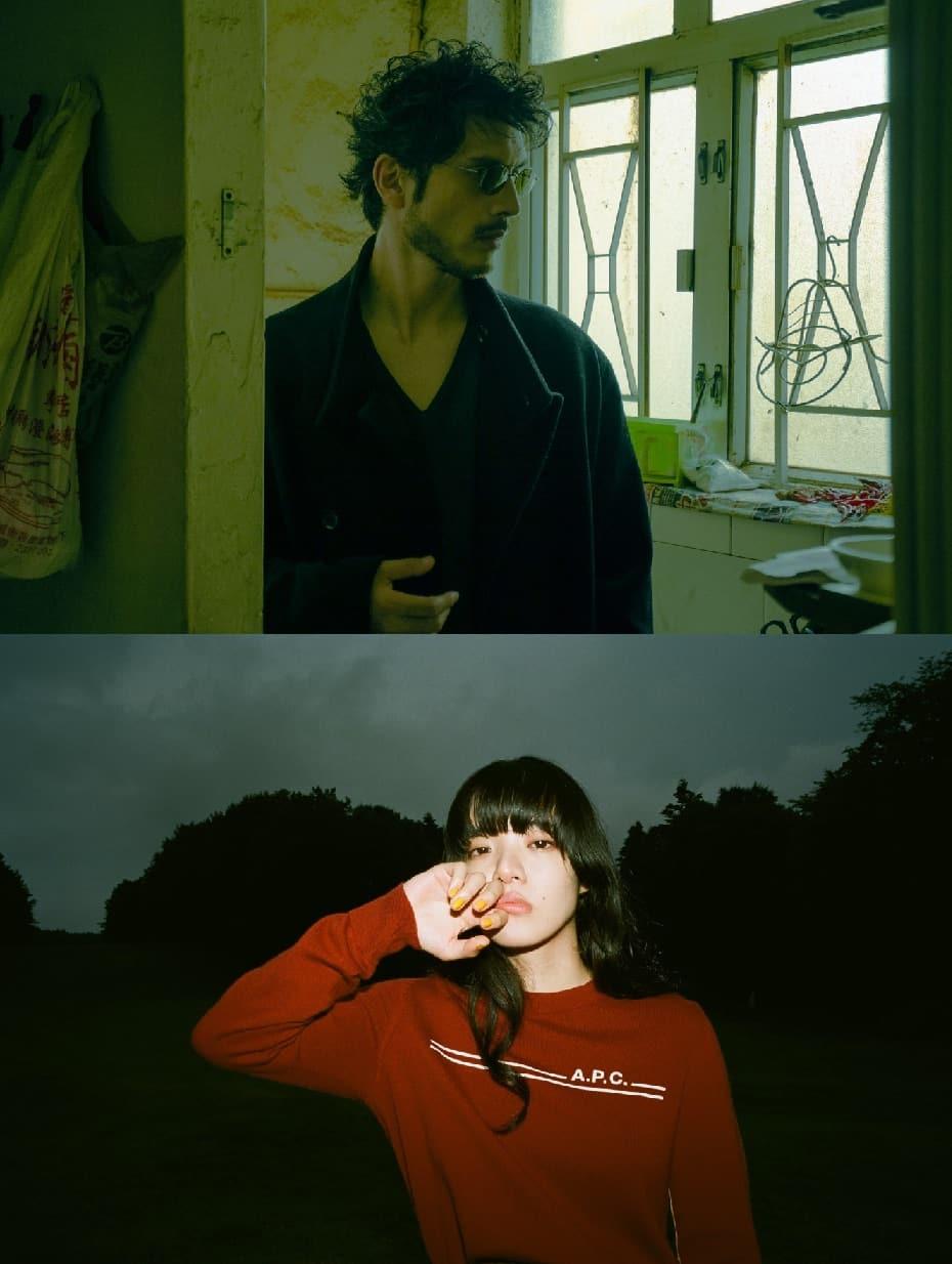 """平井 堅 × あいみょん、""""だるまさんが転んだ""""がモチーフの「怪物さん」MVをフル公開!"""