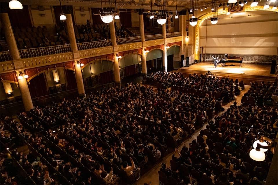 H ZETT M「ピアノ独演会」2019年を大阪で締めくくる!