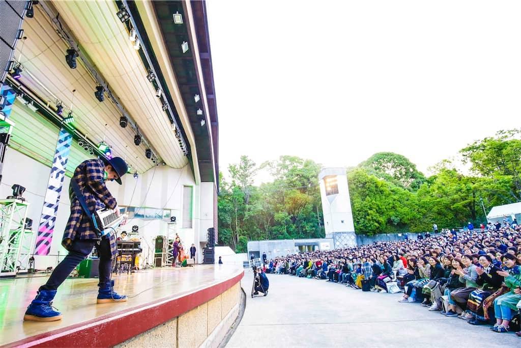 H ZETTRIO、平成最後と令和最初の「こどもの日スペシャル」オフィシャルライブレポート