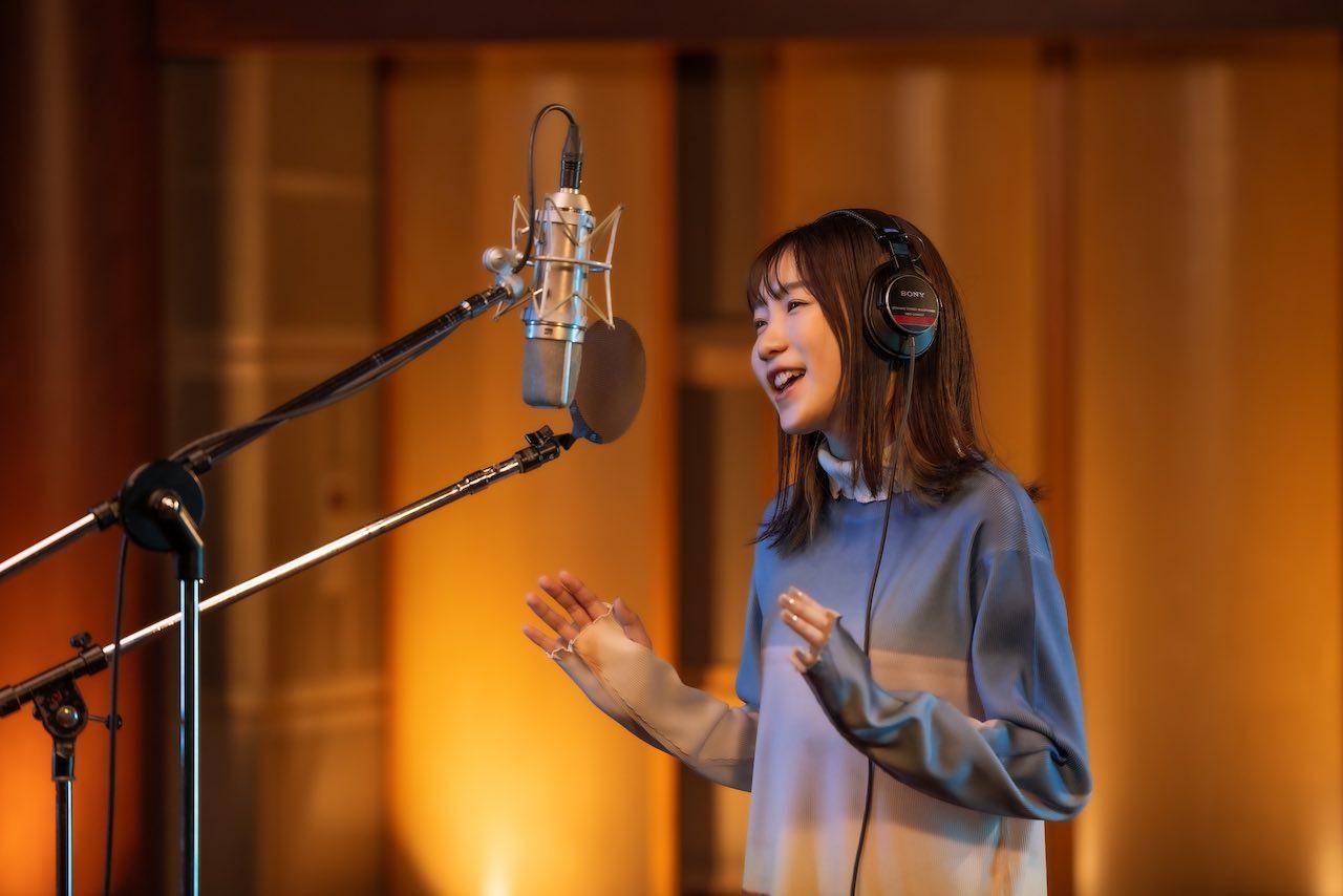 幾田りら、 日本語版エンド・クレジット・ソング収録!『フェイフェイと月の冒険』OSTリリース!