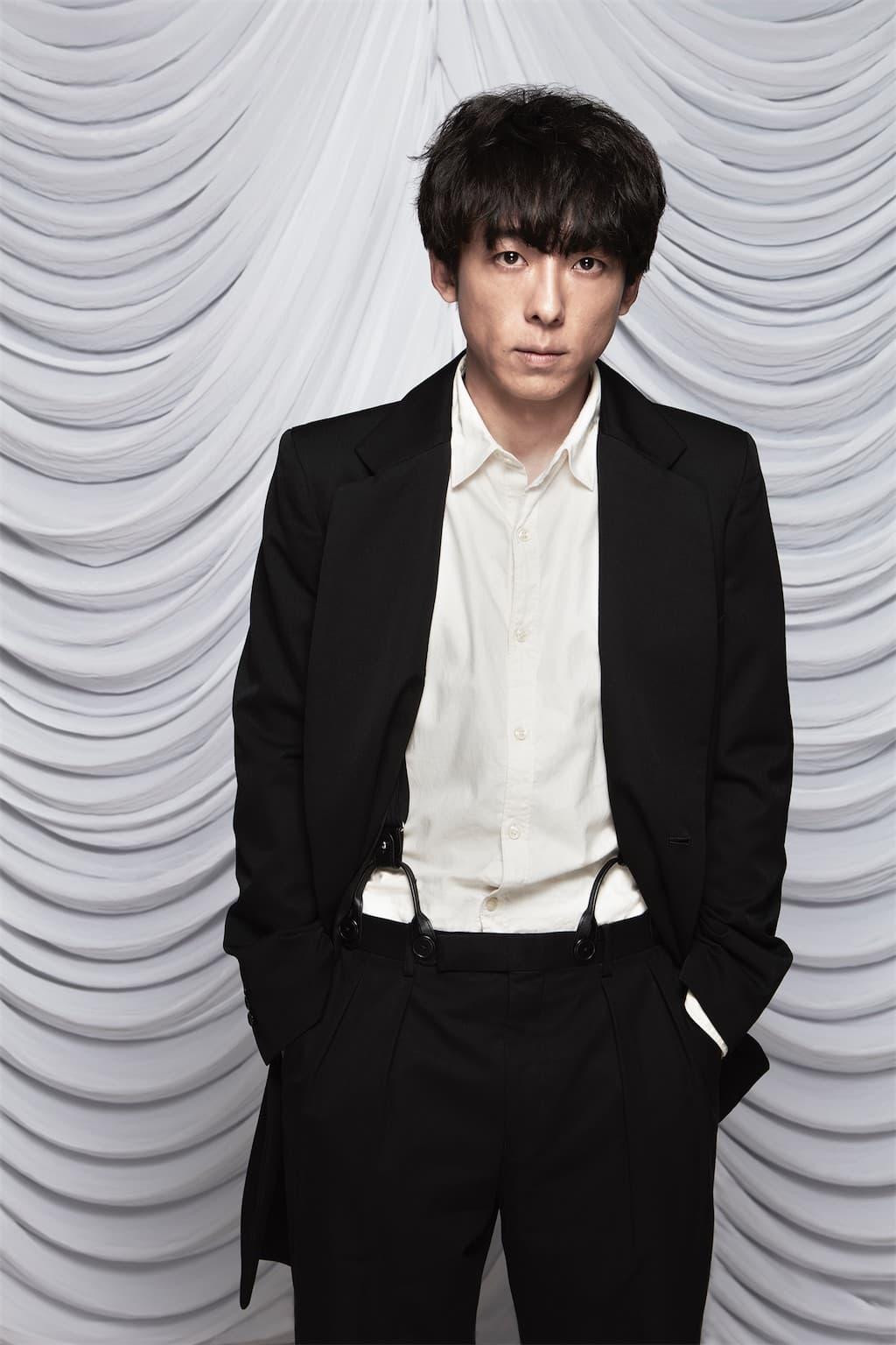 高橋一生、1stシングルのジャケット写真&最新アーティスト写真を解禁!