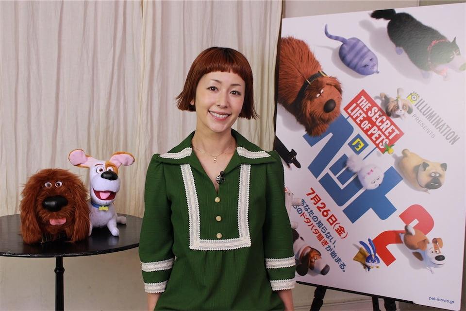木村カエラ、映画『ペット2』日本版イメージソングに大抜擢!