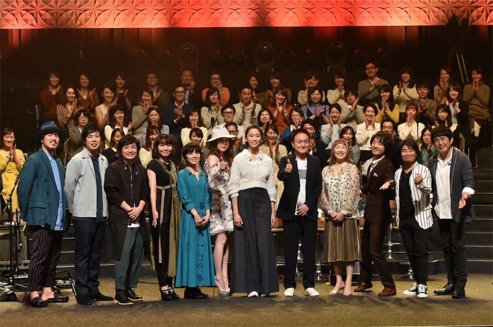 小田和正、音楽特番『風のようにうたが流れていた』矢野顕子と杏がゲストアーティストとして出演!