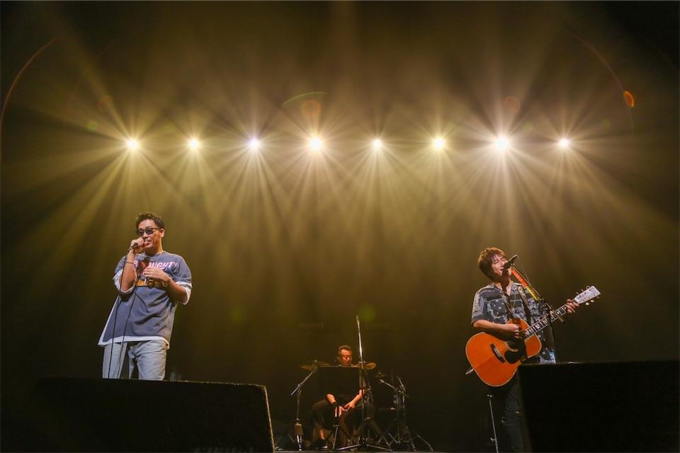 コブクロ、20周年ツアー初日スタート!5年ぶりの海外公演を発表!ライブ音源の配信もスタート!