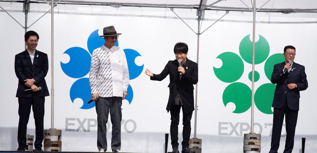 コブクロ、2025年大阪・関西万博テーマソングに決定!