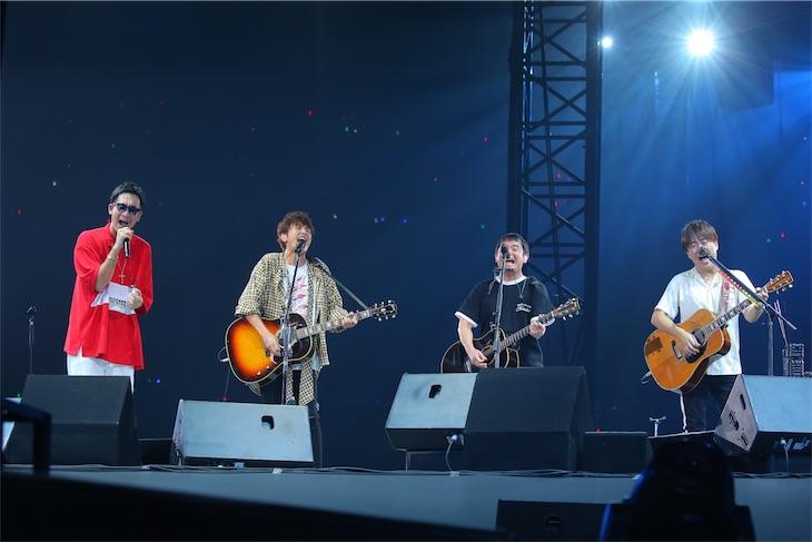 コブクロ、京セラドーム大阪公演にシークレットゲスト「ゆず」が登場!