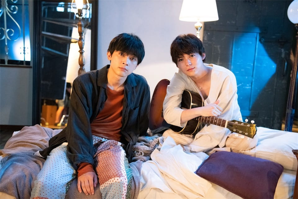 岸洋佑、配信シングル「ごめんね」MVに吉沢亮が出演!