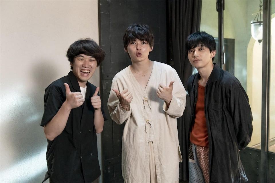 岸洋佑、吉沢亮が出演「ごめんね」MVが解禁!監督は水溜りボンドのカンタが手掛ける!