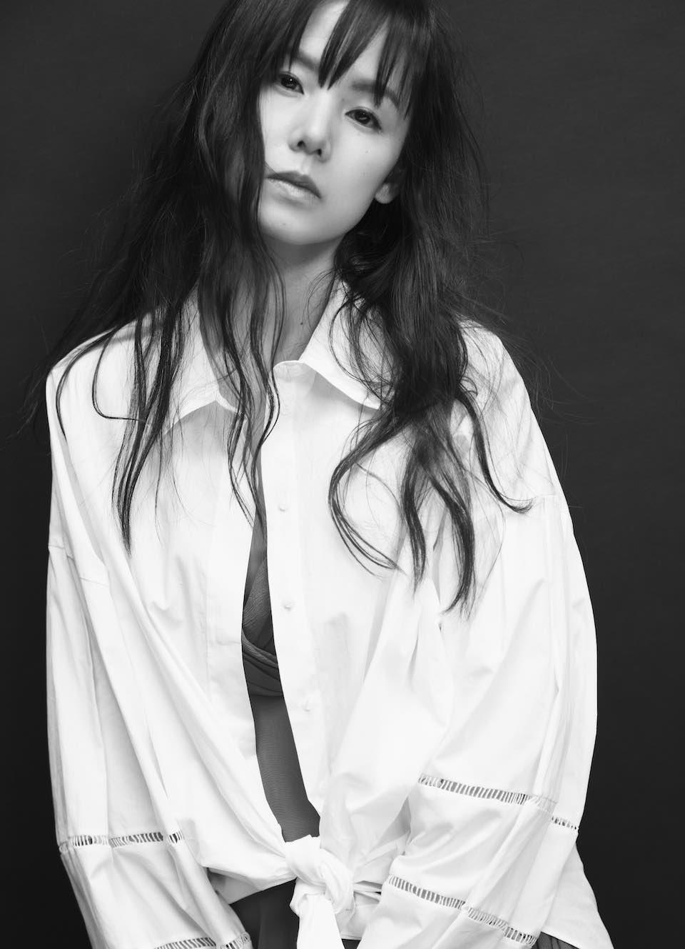 小西真奈美、豪華プロデューサー陣を迎えたポップアルバム『Cure』の発売が決定!