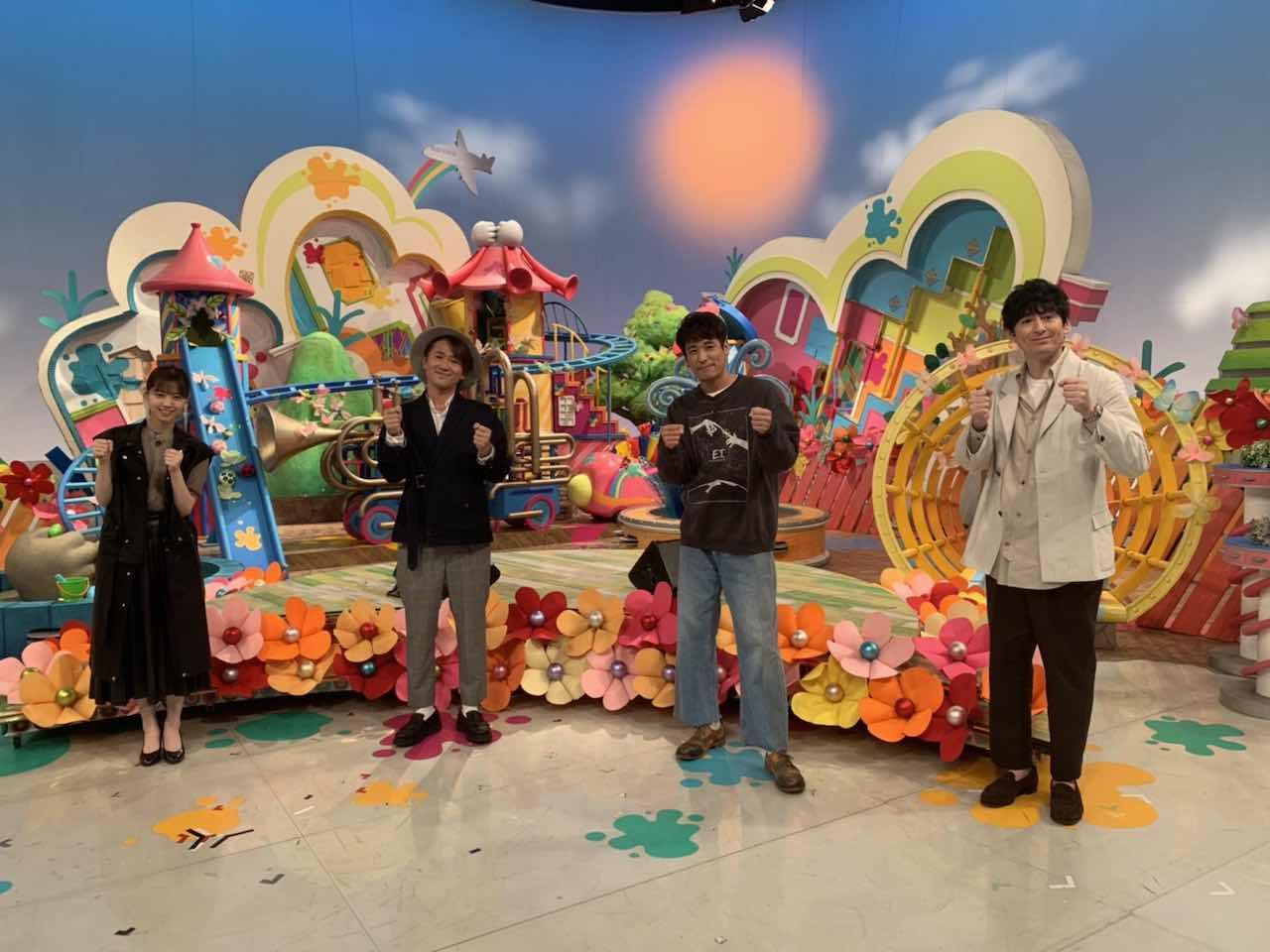 ナオト・インティライミ、明日放送の「ライオンのグータッチ」に出演「Invitation」をテレビ初歌唱!