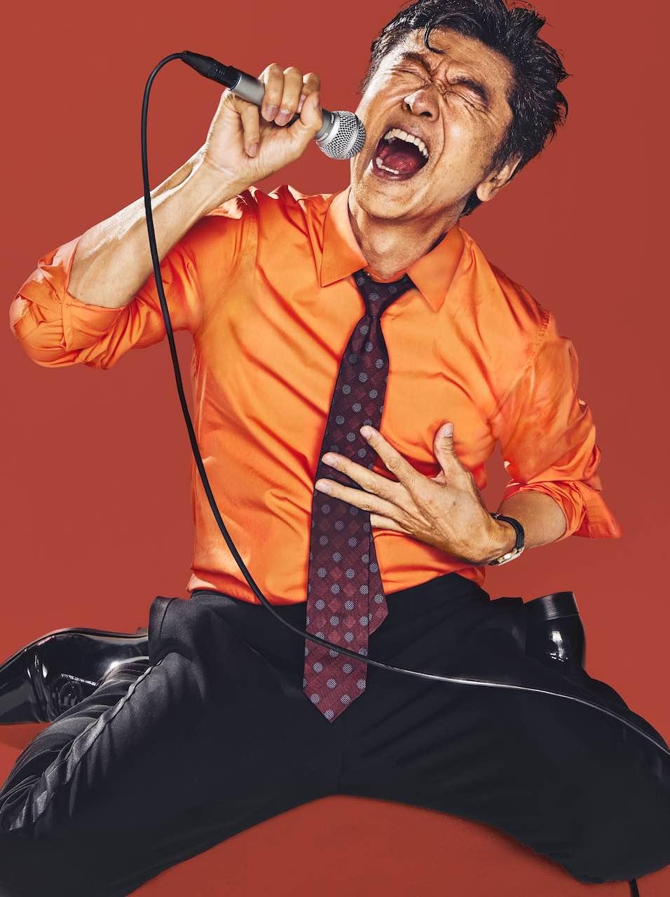 桑田佳祐、話題の桑田流歌謡ソウル・ポップス「Soulコブラツイスト〜魂の悶絶」MVプレミア公開決定!