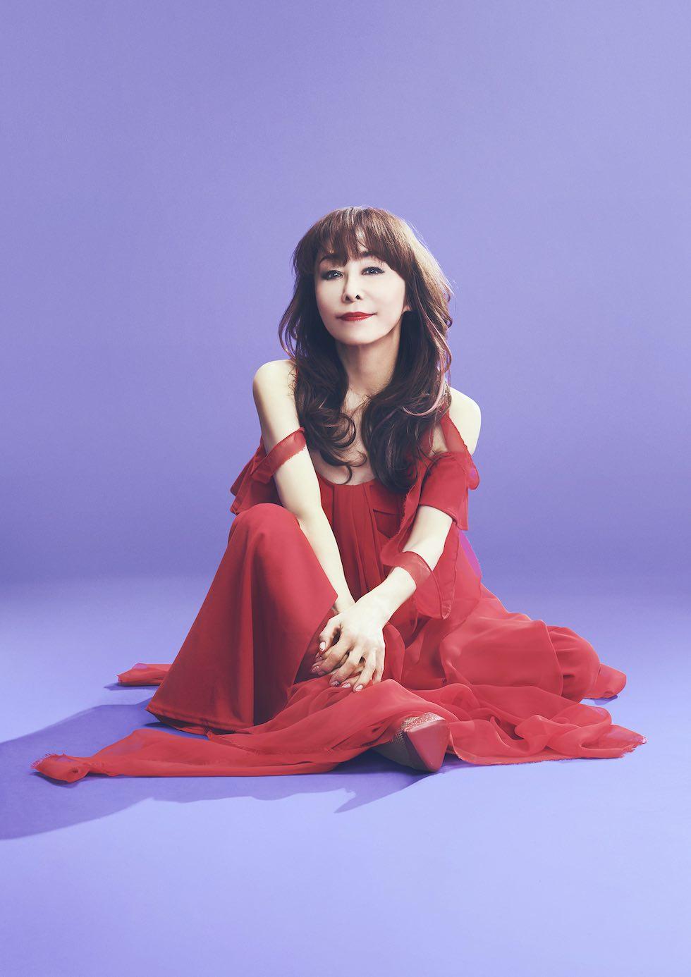 杏子、本日NHK「うたコン」に生出演!ニューアルバム『VIOLET』全曲トレイラーも公開!