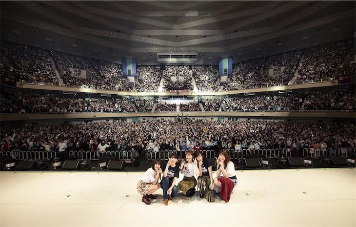 リトグリ、日本武道館公演のライブダイジェストを番組サイトで公開!