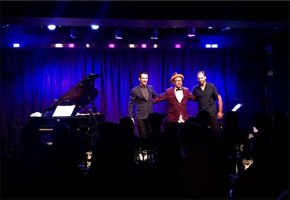 大江千里、ニューヨークの名門ジャズクラブ「バードランド・シアター」での LIVEが大盛況!