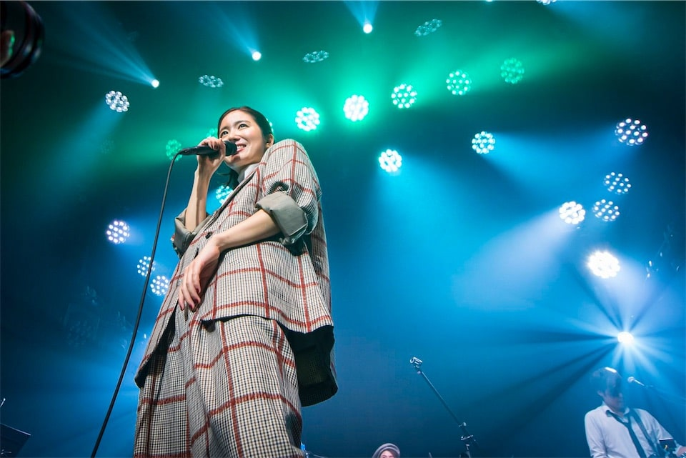 杏沙子、東阪ワンマンライブで大型CMタイアップ曲「こっちがいい」を披露!