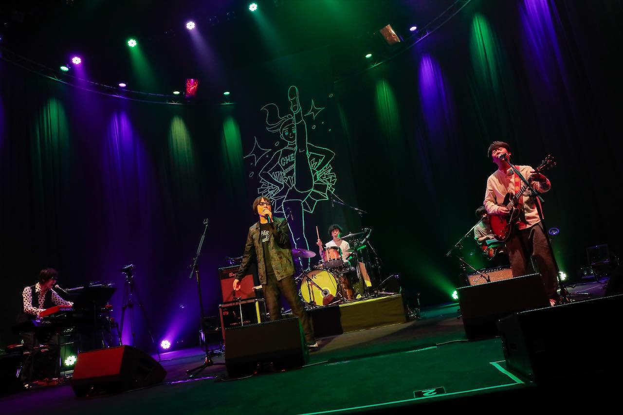 真心ブラザーズ、東名阪TOURのFINAL公演「Cheer up!006」日本青年館にて開催!