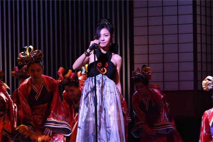倉木麻衣、「KYOTO COLLECTION Vol.1」出演!圧巻の豪華ステージ披露!