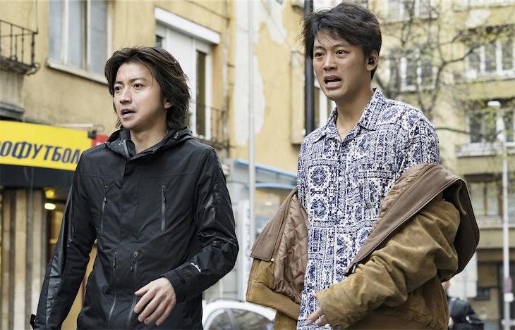 King Gnu、新曲『泡』が 映画「太陽は動かない」主題歌に決定!