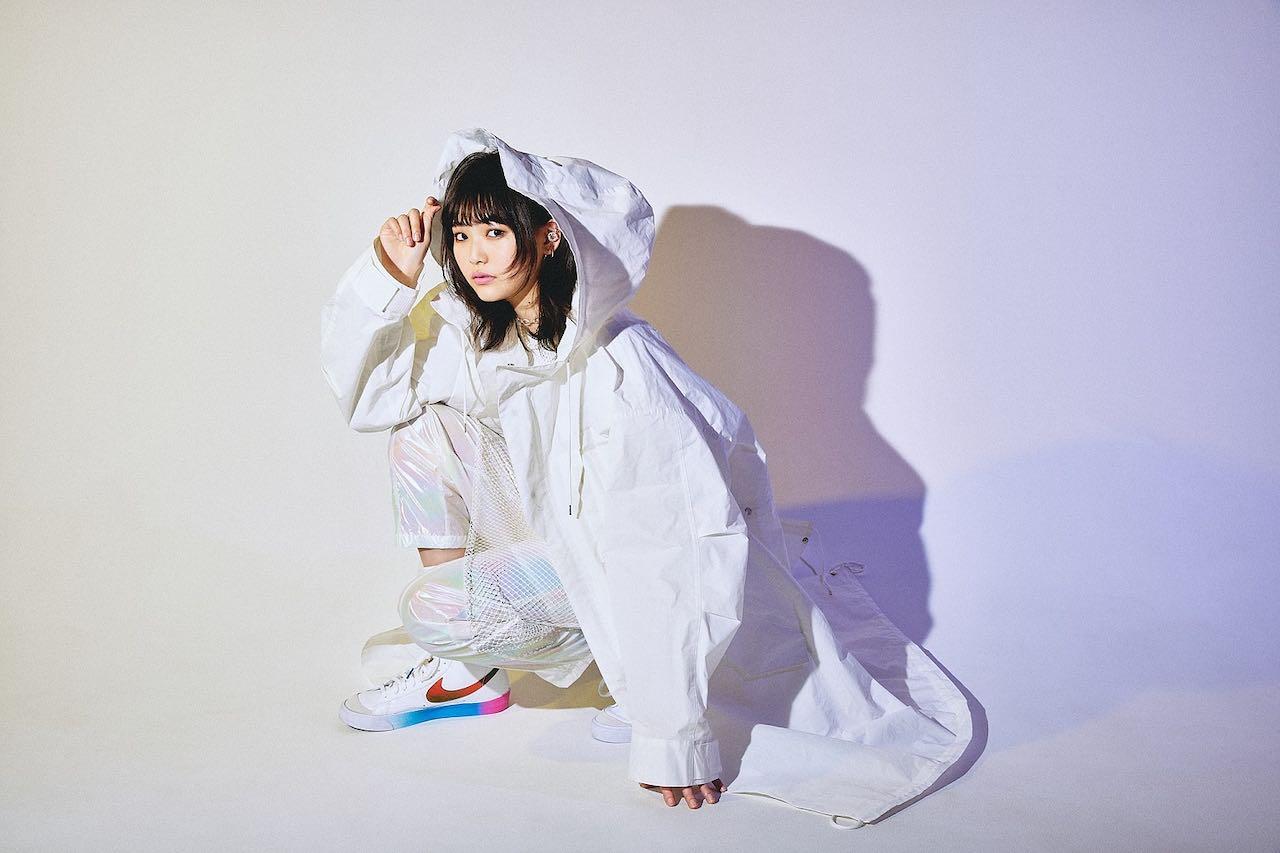 三阪咲『Bling Bling』MV本日21時プレミア公開!新曲『新しい一歩を踏み出す君へ』デジタルリリース決定!