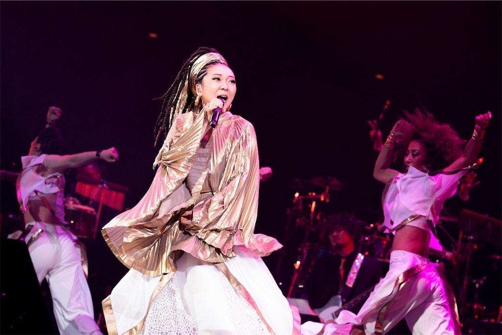 MISIA、平成最後の武道館公演を開催!圧巻のLIVEを3日にわたり披露!