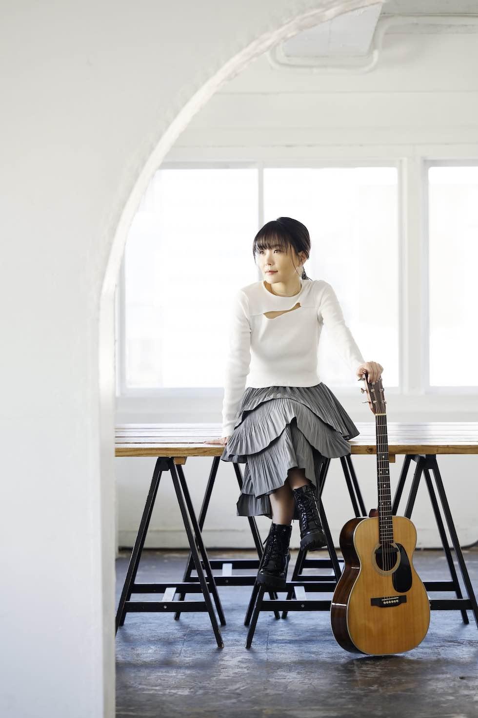 森恵、新曲「Proceed」が日本テレビ系「バゲット」3月エンディングテーマに決定!