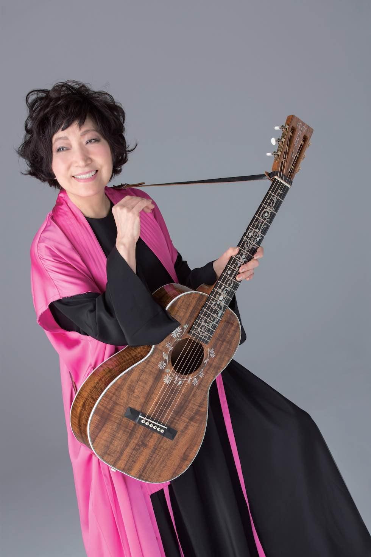 森山良子、毎年恒例オーチャードホール公演を来年1月に開催決定!