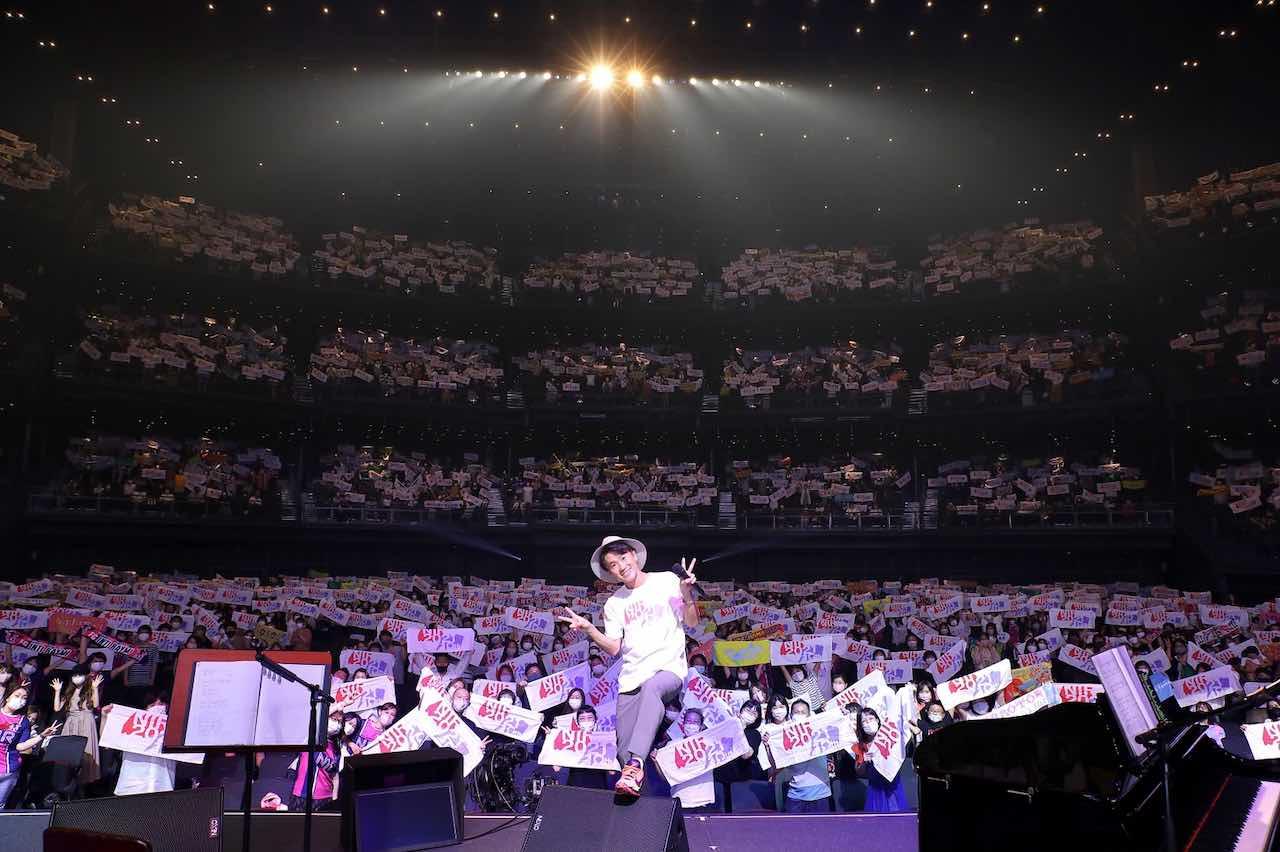 ナオト・インティライミ、565日ぶりの有観客LIVE!感動のステージをライブレポート!