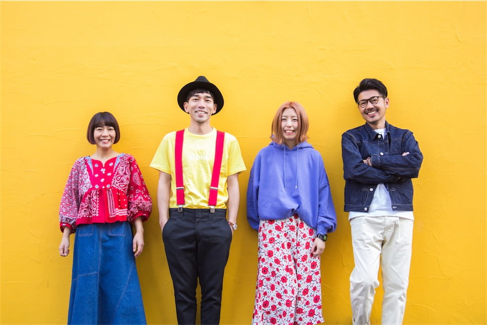 D.W.ニコルズ、秋にリリースワンマンツアーを開催!東阪でファミリーライブも