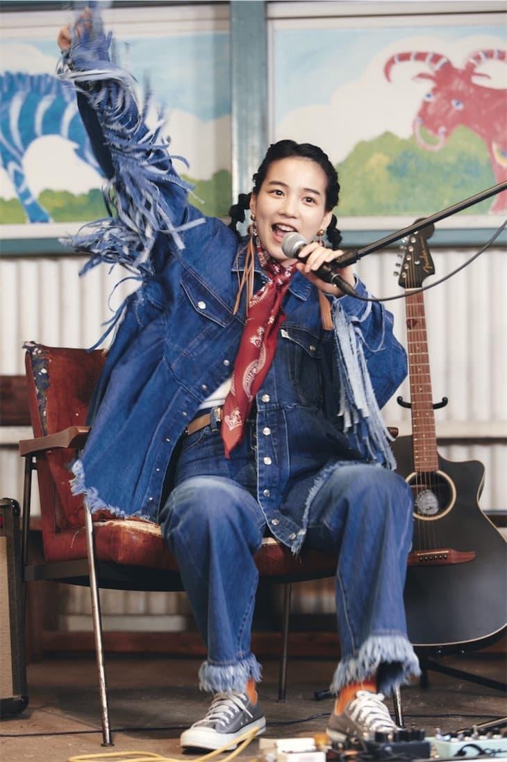 のん、有料生配信ライブ『OUCHI DE MIRU LIVE』を決行し大成功!