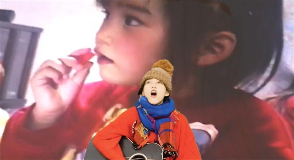 のん、幼少期の自分とコラボ!「クリスマスソング」MV公開!